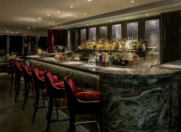 gong bar shangri-la hotel london