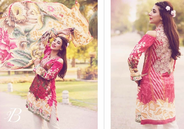 Rang Rasiya Premium Lawn 2017 Collection