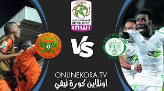 مشاهدة مباراة الرجاء الرياضي ونهضة بركان القادمة بث مباشر اليوم 13-06-2021 في الدوري المغربية