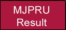 MJPRU Result