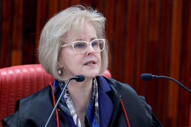 Os animadinhos podem baixar o fogo: teremos eleições municipais, diz Rosa Weber