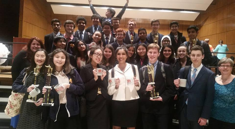 Uhs Around U News Speech And Debate Team Results Pennsbury Falcon