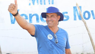 Major Sidnei lamenta fake news sobre concursados e pede que palanques de campanha sejam desarmados