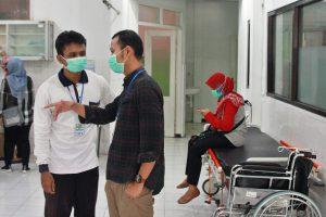 Kegigihan para Relawan Nakes Kota Kediri, Sebelum Melawan Covid-19 Gigih untuk Mendapat Izin Orang Tua