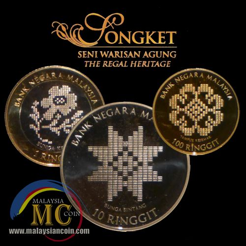 Songket Coin