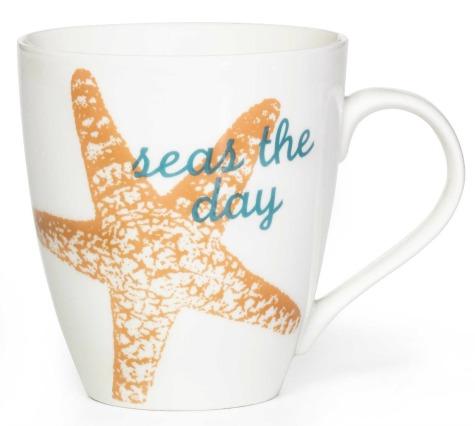 Beach Quote Mug