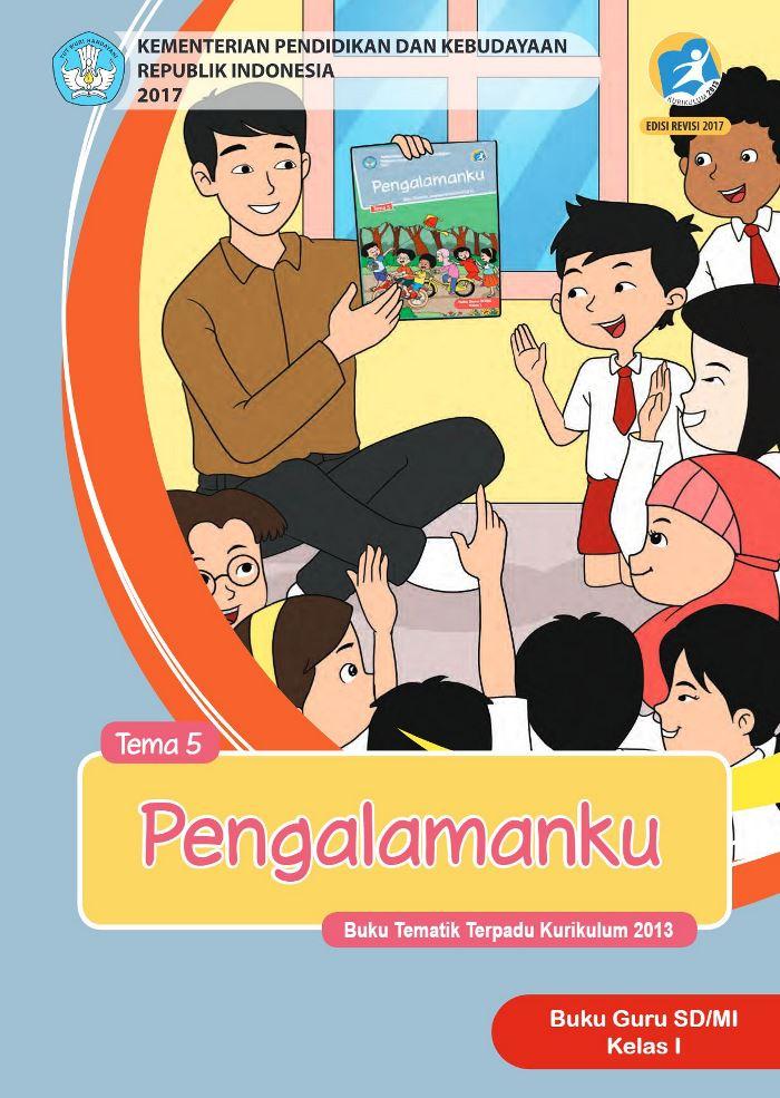 Buku Guru Tematik SD Kelas I Tema 5 Pengalamanku