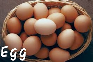 Eggs in loss weight