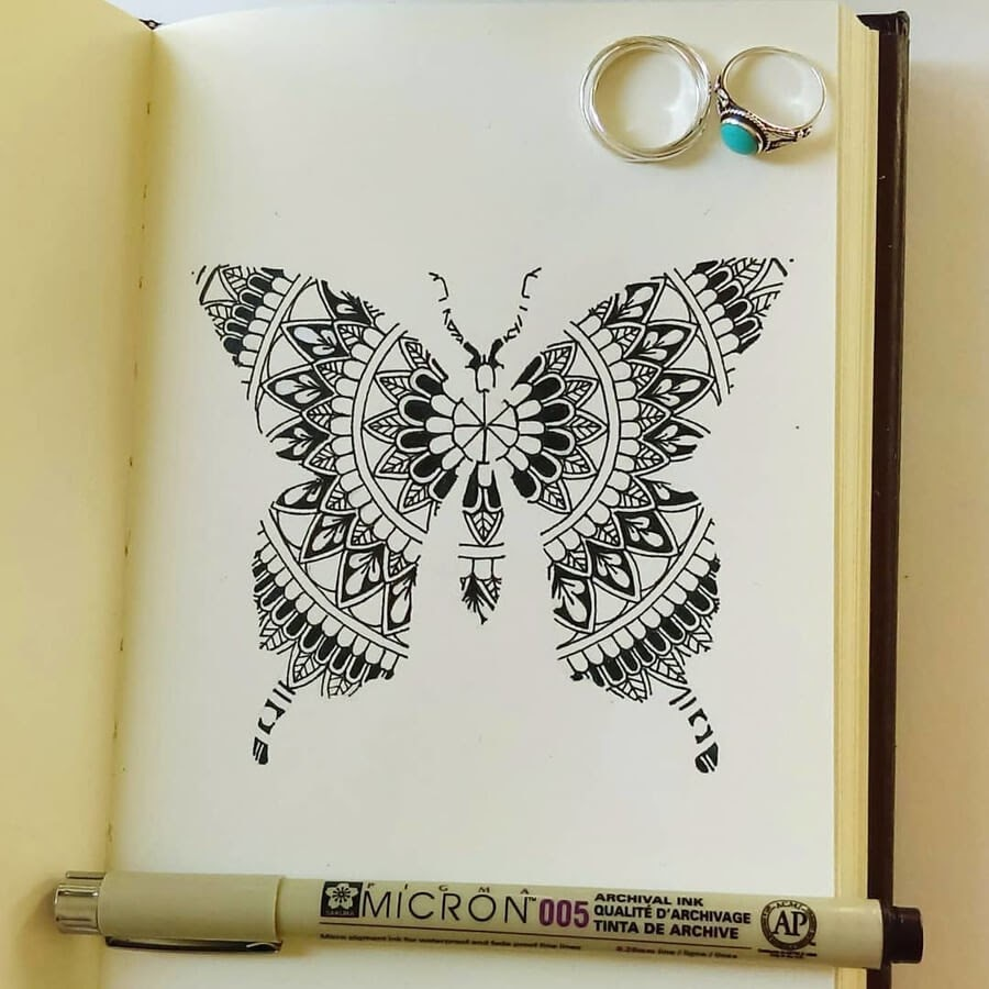05-Butterfly-Anna-Brookes-www-designstack-co