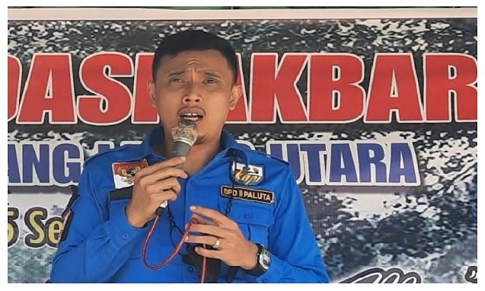 Machmud Pratama Harahap; Apresiasi Kinerja Polsek Padang Bolak Sumut