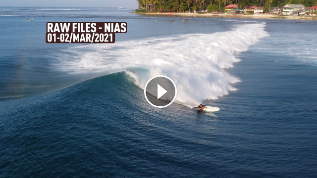 The Perfect Glassy Fun Nias - RAWFILES - 01-02 MAR 2021