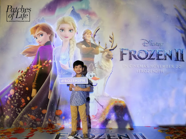 Frozen II Rhyme