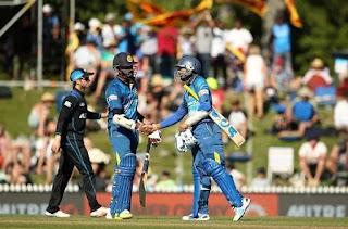 New Zealand vs Sri Lanka 3rd ODI 31st December 2015 Highlights