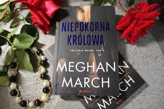 Niepokorna Królowa- Meghan March