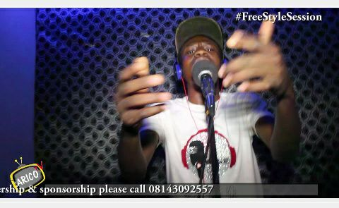 VIDEO: ARICO TV FREESTYLE SESSION SARTURDAY (KALITO) 1st Edition