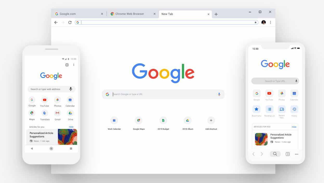 Техподдержка Google Chrome