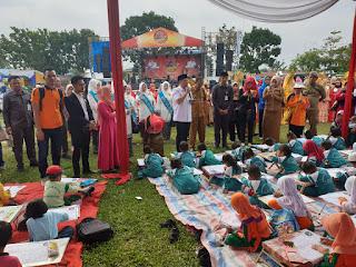 Meriahkan HUT Batubara, Zahir Bangga Dengan Guru PAUD