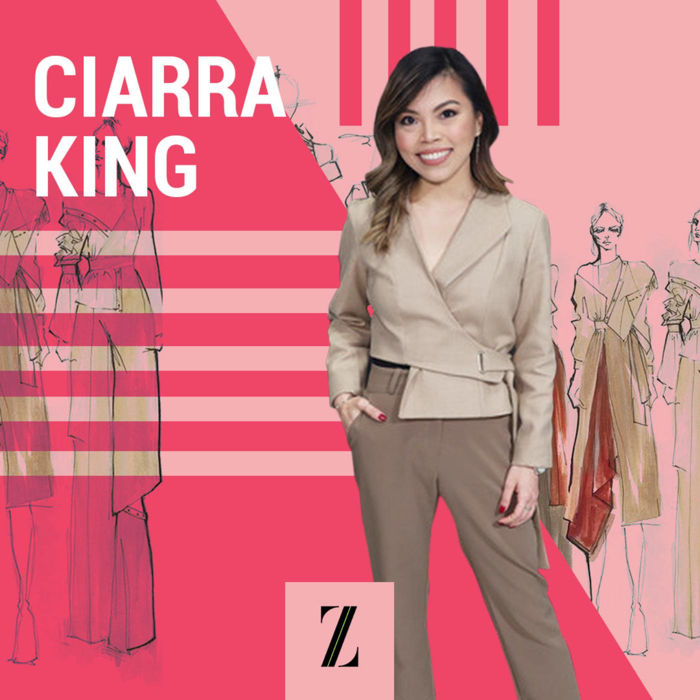 ZINE TALK Podcast: CIARRA KING / ZINE BY MIKARA