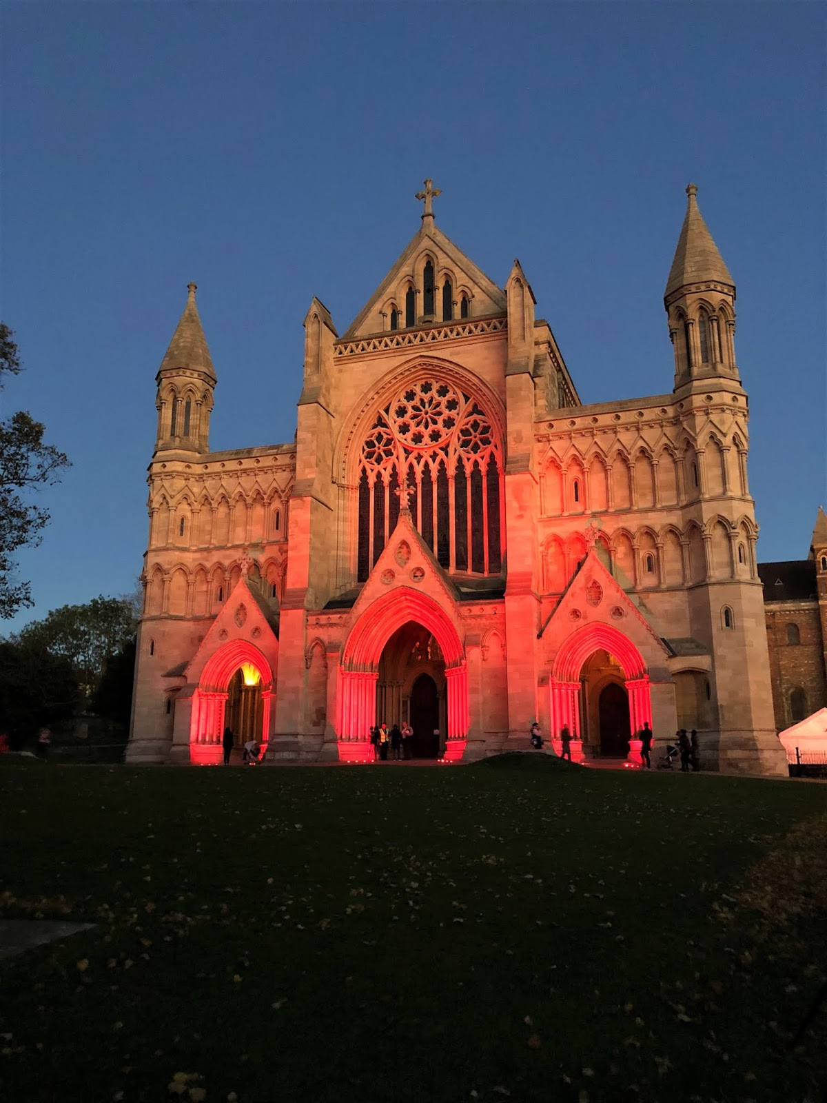 Poppy Fields At St Albans Cathedral