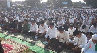 Pitutur Luhur Contoh Khutbah Singkat Idul Fitri 1441 H