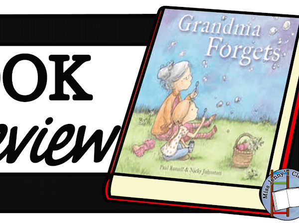 Grandma Forgets: Book Review
