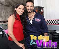 Ver telenovela te doy la vida capítulo 17 completo online