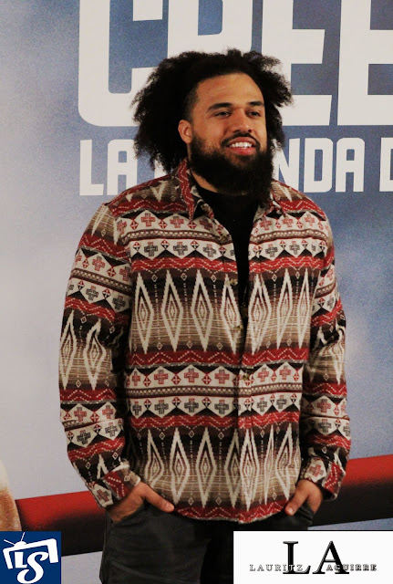 Steven Caple Jr. Photocall