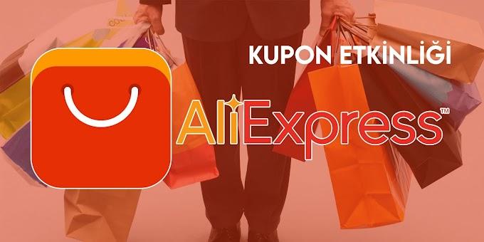 AliExpress Kupon Etkinliği - Detaylı Bilgi