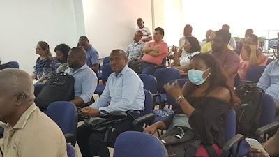 Secretario de  infraestructura rindió informe ante mesa de moralización del Chocó