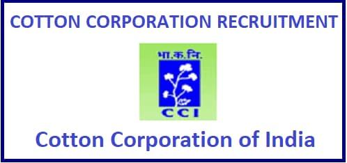 Cotton Corporation MT, Junior Assistant Recruitment 2020