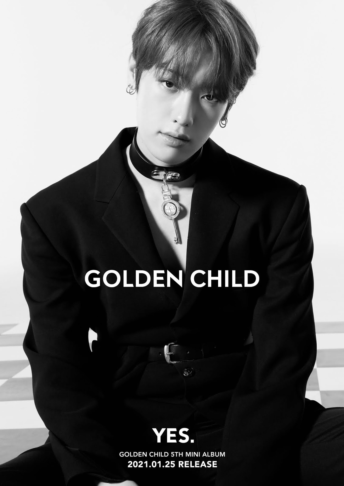 golden child yes comeback tag