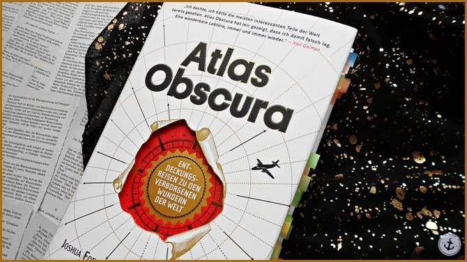 Special Rezension Atlas Obscura
