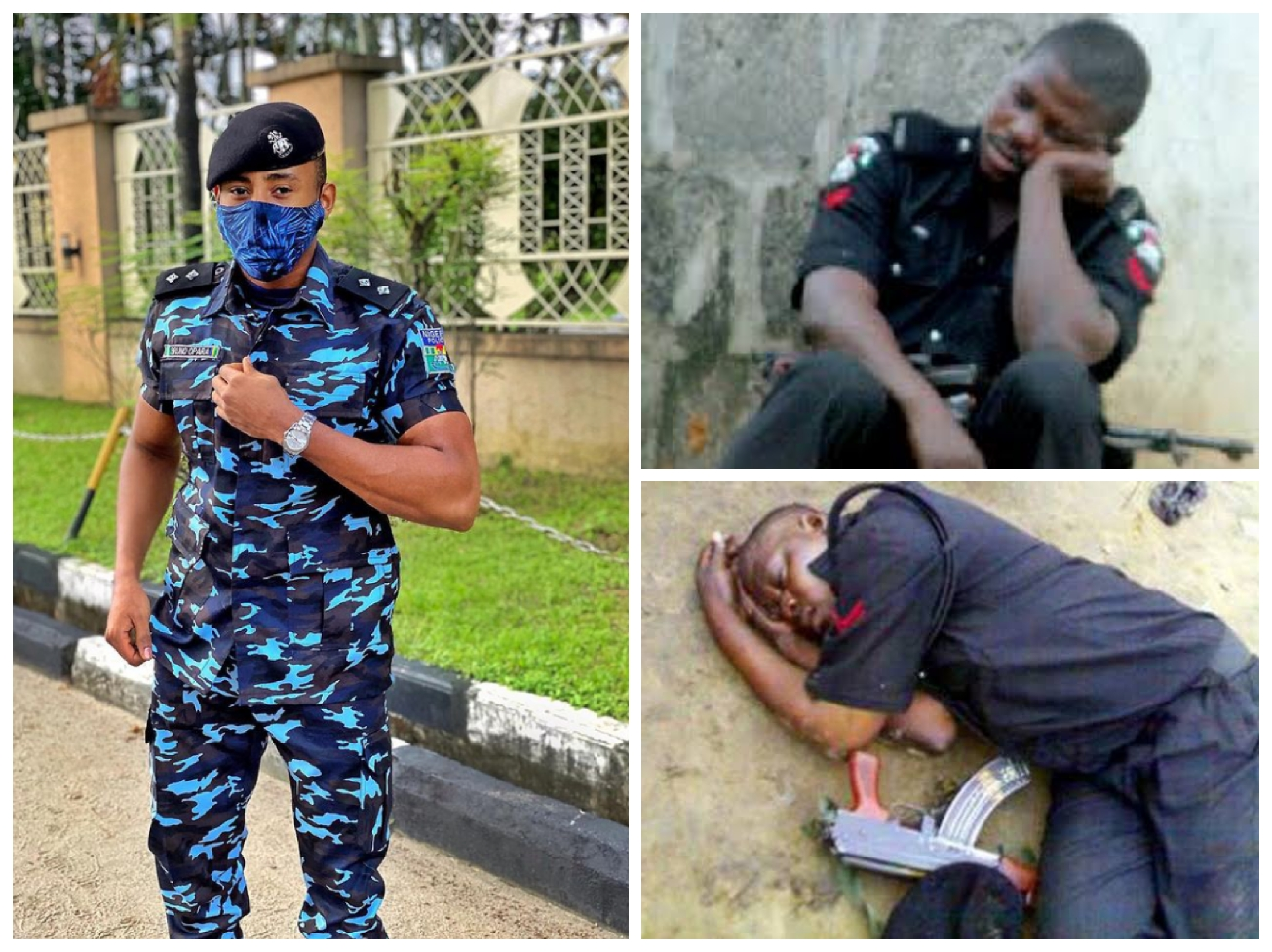 Opinion: What Some Policemen Should Learn From Officer Bruno Chigozie Opara