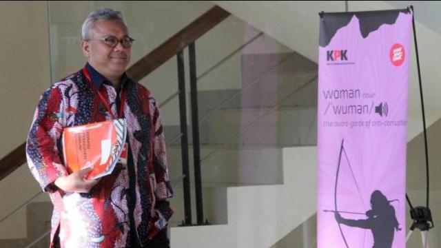 Ketua KPU Arief Budiman Dipecat DKPP karena Melanggar Etik Penyelenggara Pemilu