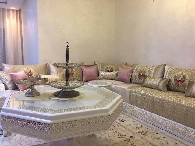 الصالونات المغربية الراقية