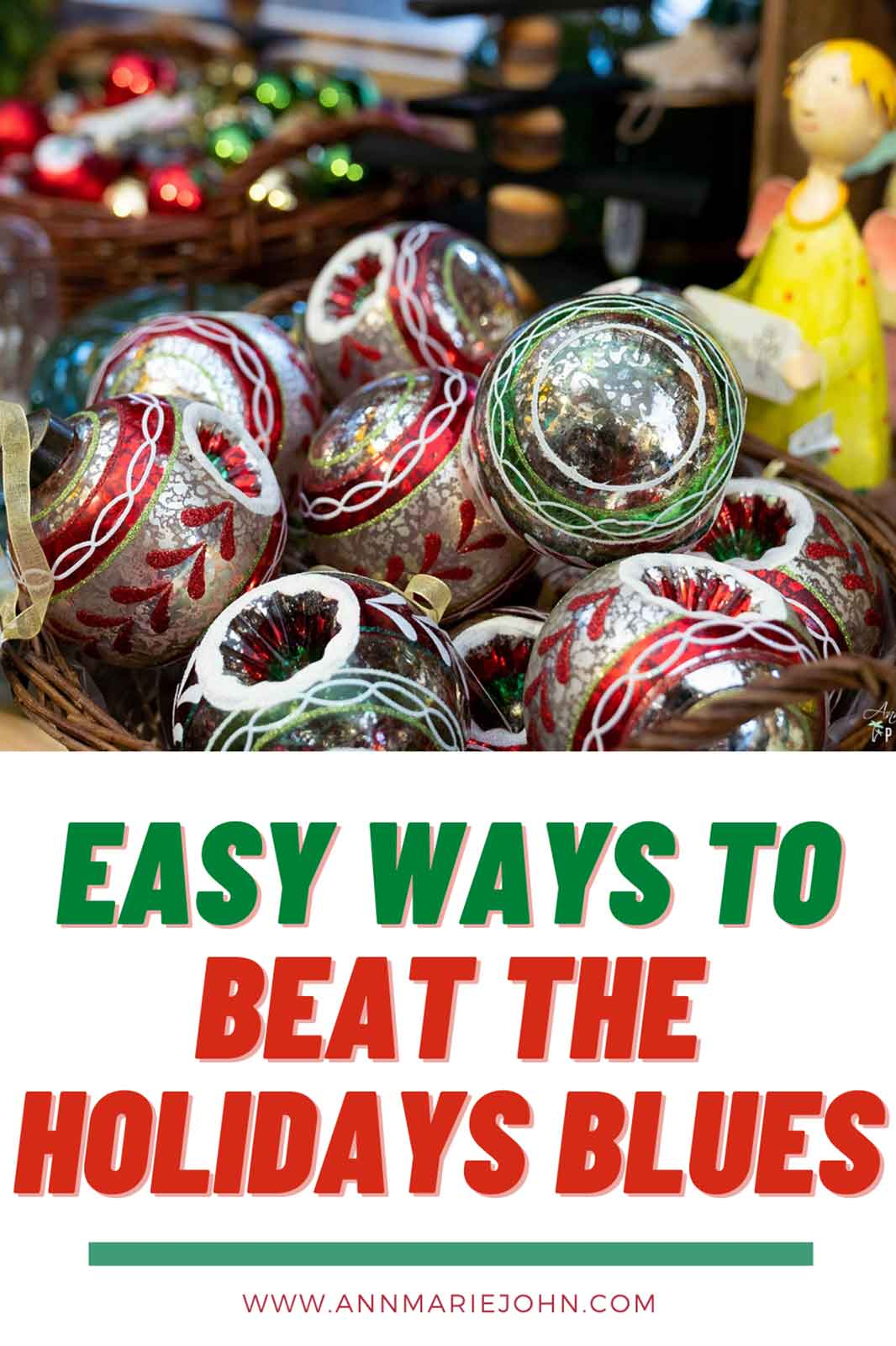 Easy Ways To Beat The Holiday Blues