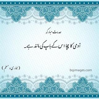 40 shades in Urdu text