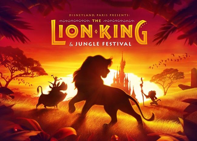 Disneyland Paris - König der Löwen Dschungel Festival - Lion King