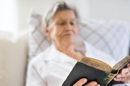 Wanita Berusia 99 Tahun Ini Telah Membaca Alkitab Sebanyak 60 Kali, 'Dan Akan Menjadikannya 61 Kali'