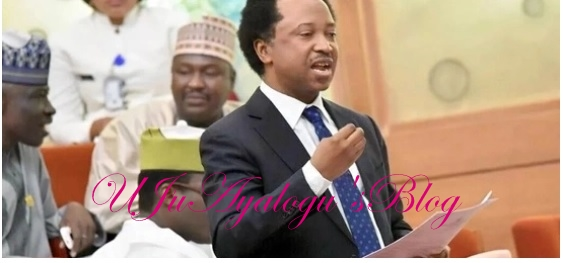 I Was Once In Prison With Obasanjo, Magazine Editors Over Treason - Senator Shehu Sani Reveals