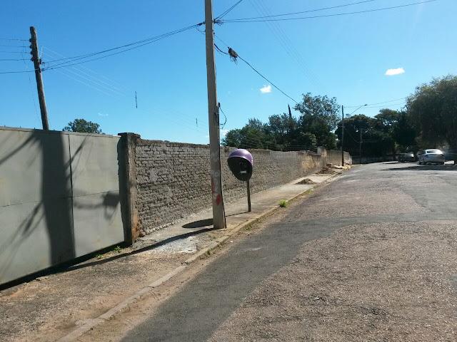 Prefeitura termina os reparos no muro do Estádio Municipal Fernando Costa