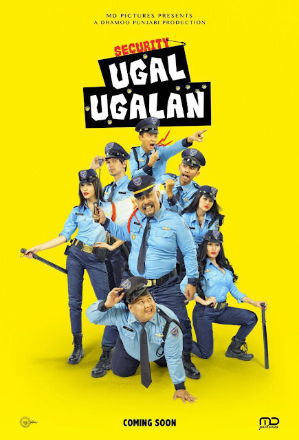 Security Ugal Ugalan (2017) HDTV Malaysub