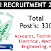 FCI recruitment 330 posts notification 2019 apply online