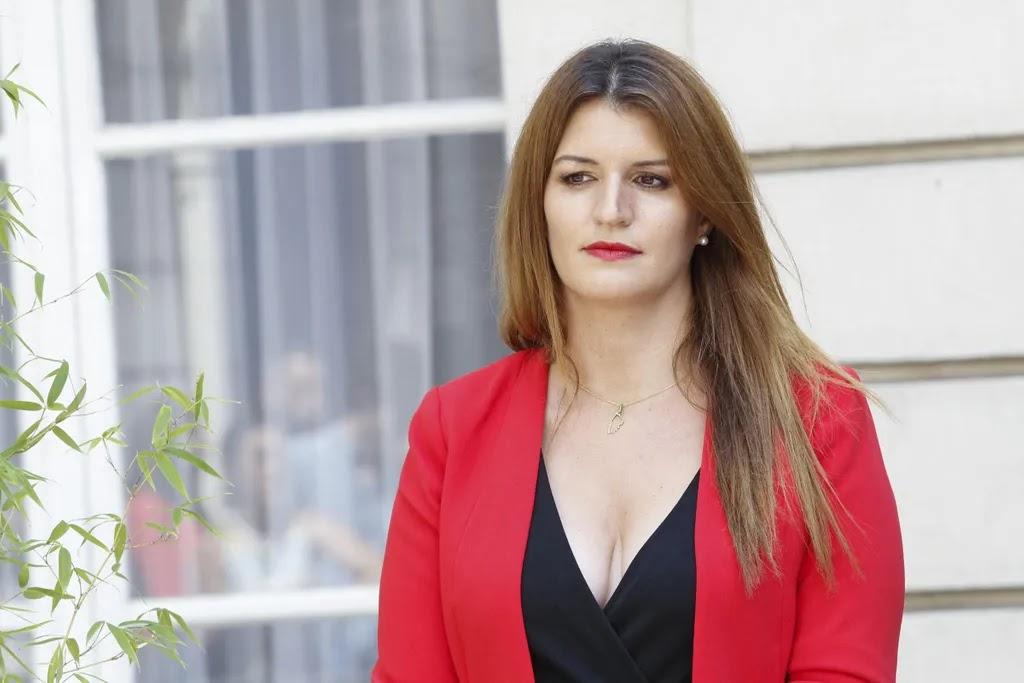 Marlène Schiappa « ministre déléguée du blablabla !» : un ancien collègue évoque un placard doré