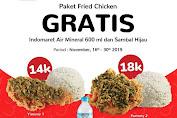 Harga Promo Indomaret Fried Chicken Terbaru 16 - 30 November 2019