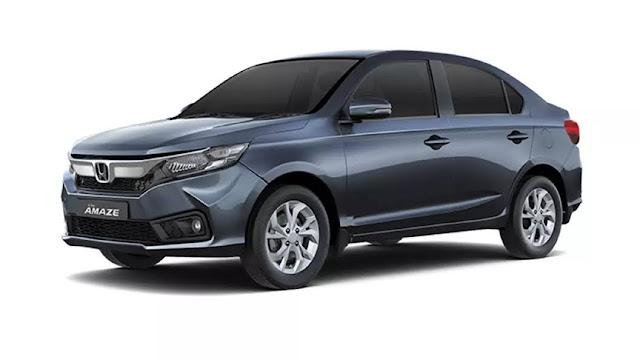Honda Amaze E images