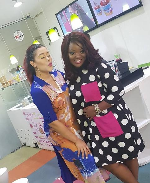 adunni ade jackie appiah in nigeria