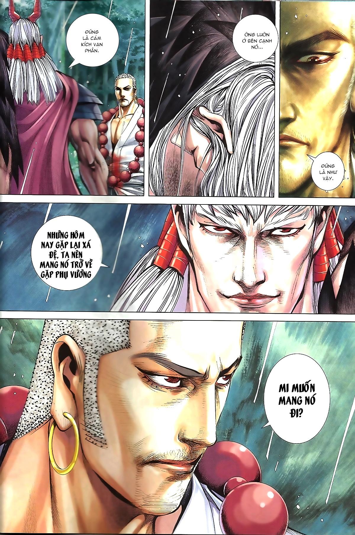Tây Du chapter 35: hầu vương sống lại trang 8