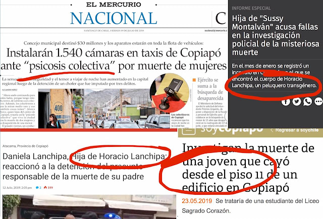 8M y la indesmentible deuda de la prensa chilena