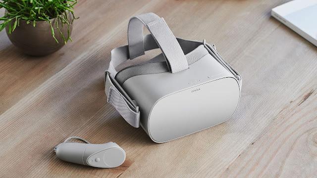 Keputusan Facebook Tidak Menjual Lagi Headset VR Oculus Go